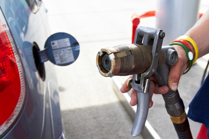 LPG tankowanie