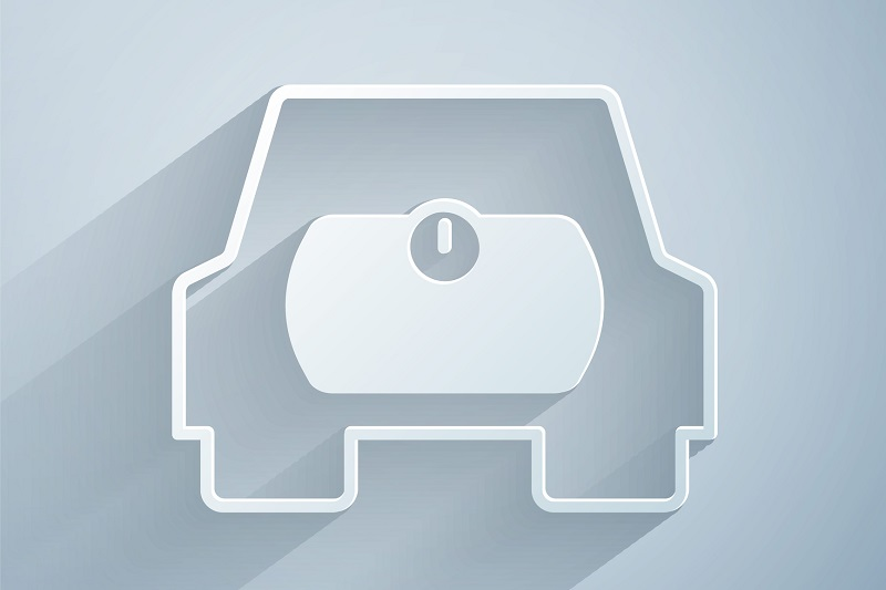 samochód ikona